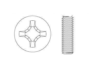 十字 機械牙
