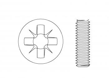 米字 機械牙